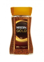 "Кава ""Nescafe Gold Ergos"" скло 190г."