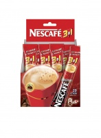 "Кава ""NESCAFE Original 3 в 1"" у стіках"