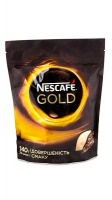 "Кава ""Nescafe Gold"" розчинна, 140 г"