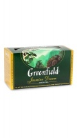 "Чай зелений Greenfield ""Jasmin Dream"" 2 г х 25 шт"