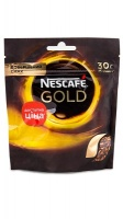 "Кава ""Nescafe Gold ""  розчинна, 30 г"