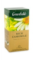 "Чай трав'яний Greenfield ""Rich Camomile"" 1,5 г х 25 шт"