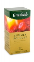 "Чай трав'яний Greenfield ""Summer Bouquet"" 2 г х 25 шт"